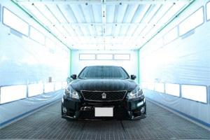 自動車用圧送式塗装ブース (CAR-O-LINER,GLOBALJIG)